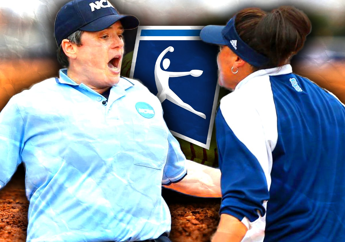 How Would Video Review Work In College Softball?