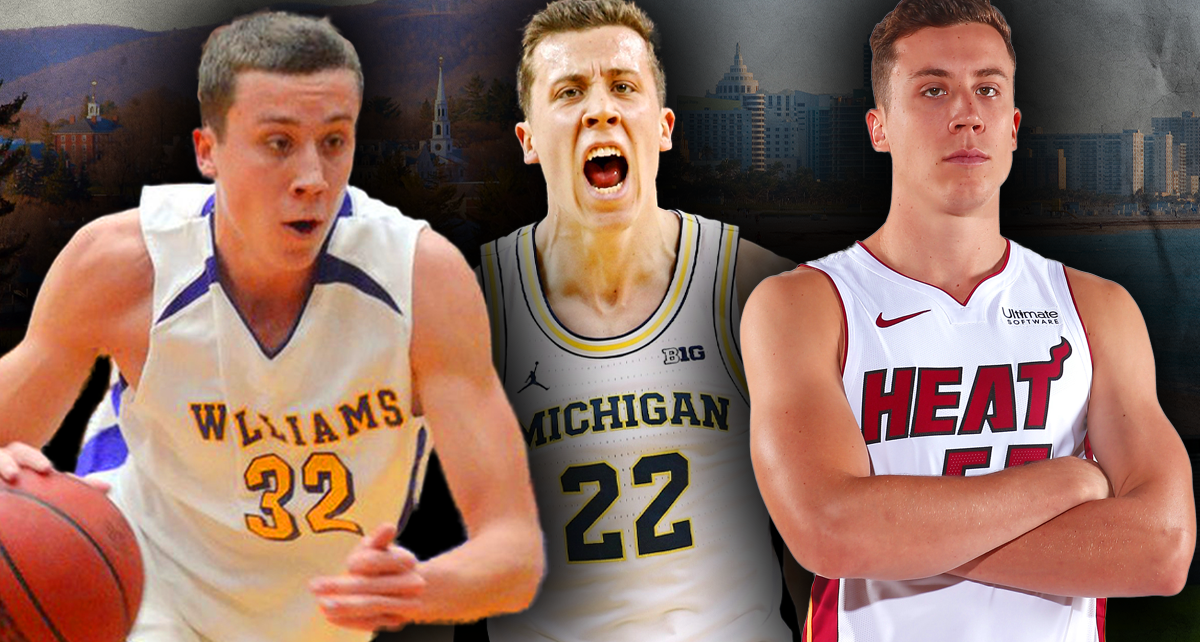Division III to the Miami Heat: The Intriguing Career of NBA Star Duncan Robinson
