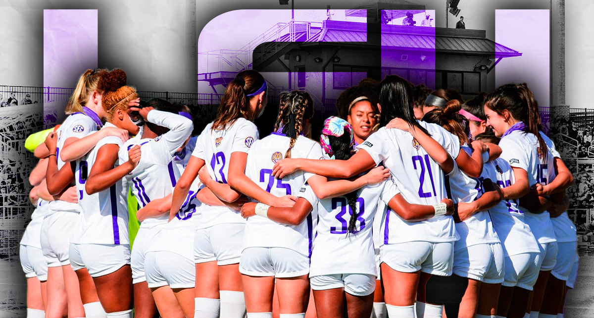 Women's Soccer: The LSU Tigers Claw Their Way To The Top Spot