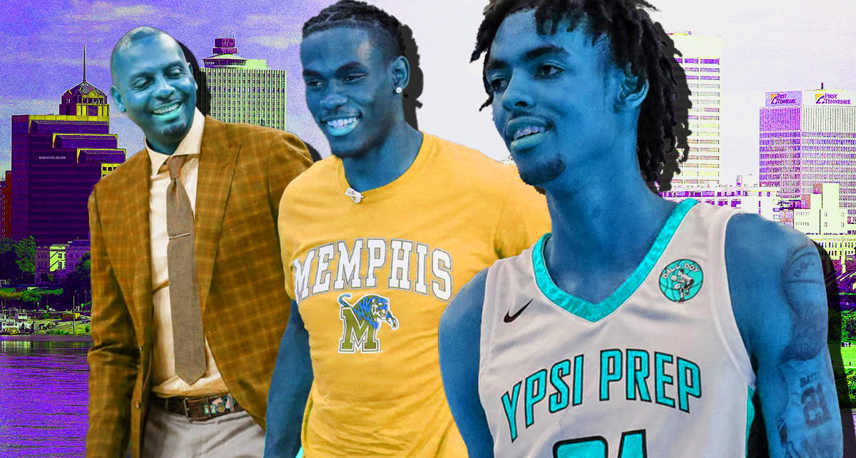 Recruiting in College Basketball: Five-Star Recruit Emoni Bates Has Committed to Memphis