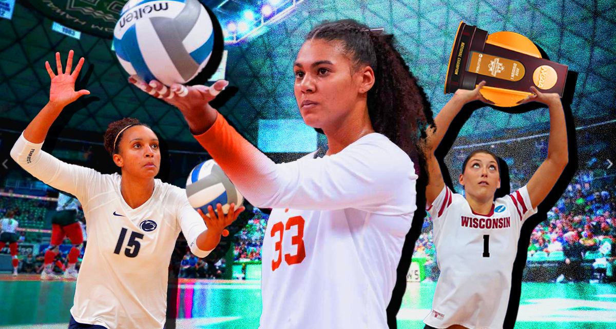 Women's Volleyball Recap: Week 1 of the Division-I Season