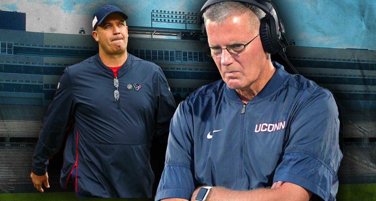 Who Will Be The Next Head Football Coach At UConn?