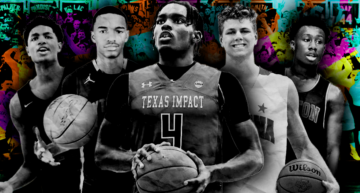 Five States That Produce The Most Men's College Basketball Recruits