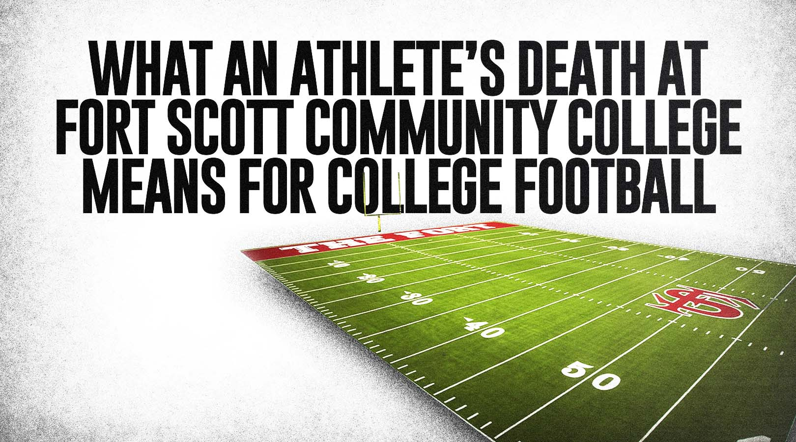 What An Athlete's Death At Fort Scott Community College Means For College Football