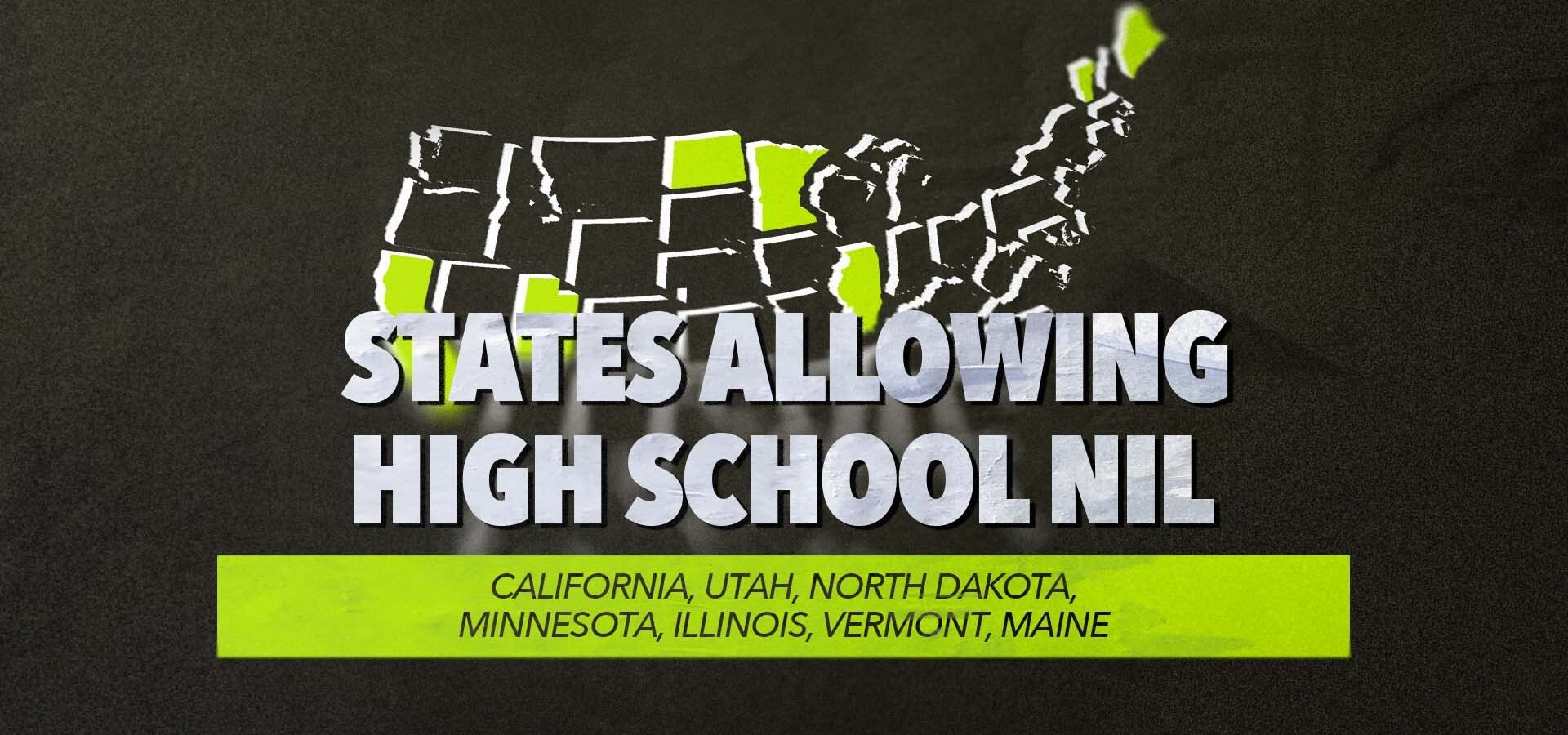 NIL In High School: Which States Give HS Athletes Name, Image, Likeness Rights?