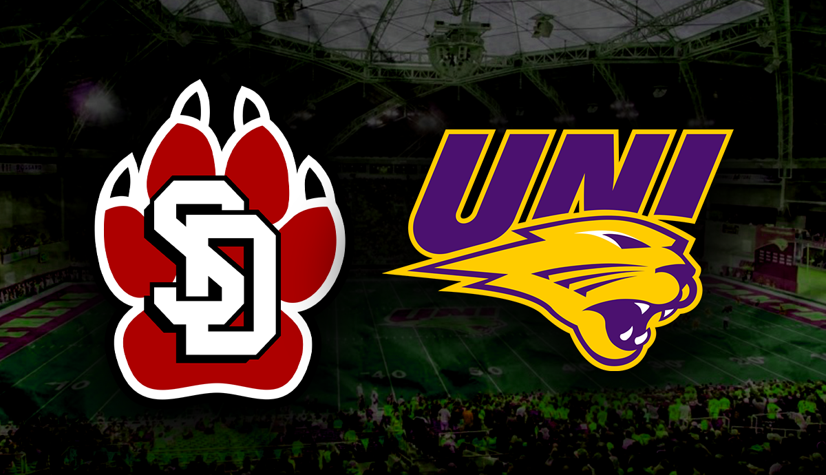 FCS Game Of The Week: South Dakota Coyotes vs. Northern Iowa Panthers