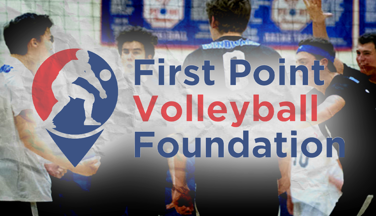 First Point Volleyball Foundation Focused On Growing The Sport