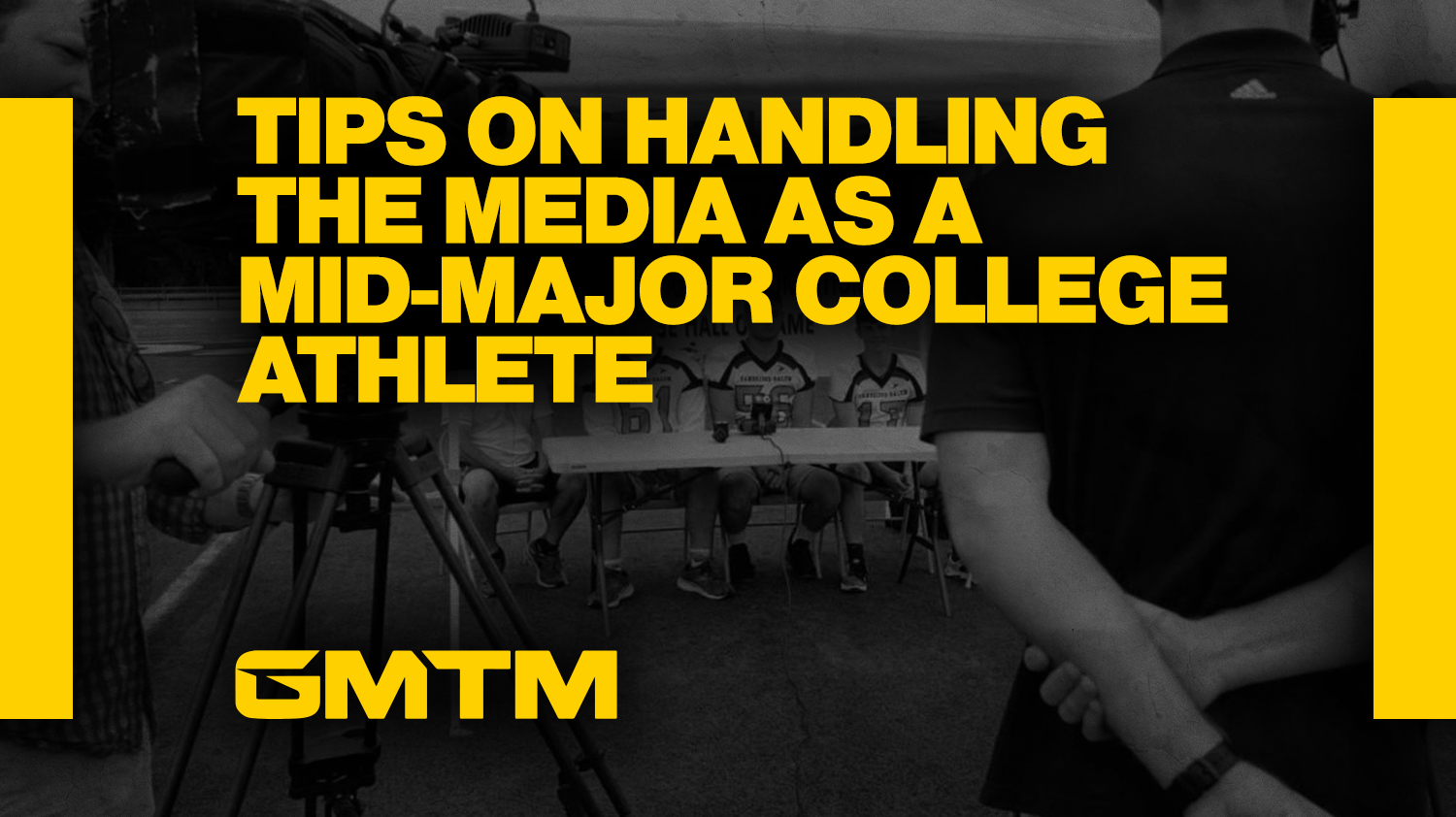 How to Handle College Media As a Mid-Major Athlete