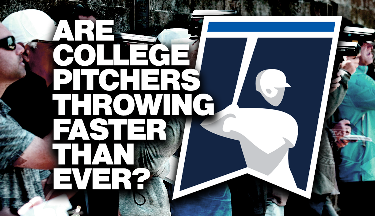 College Baseball: Young Pitchers Focus On Throwing Harder Than Ever