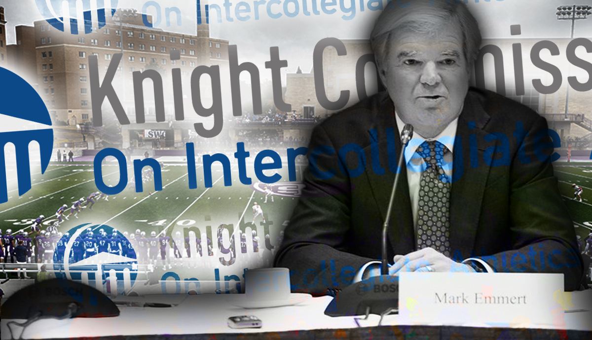 What Is The Knight Commission? And How Can It Redistribute College Sports Revenue?