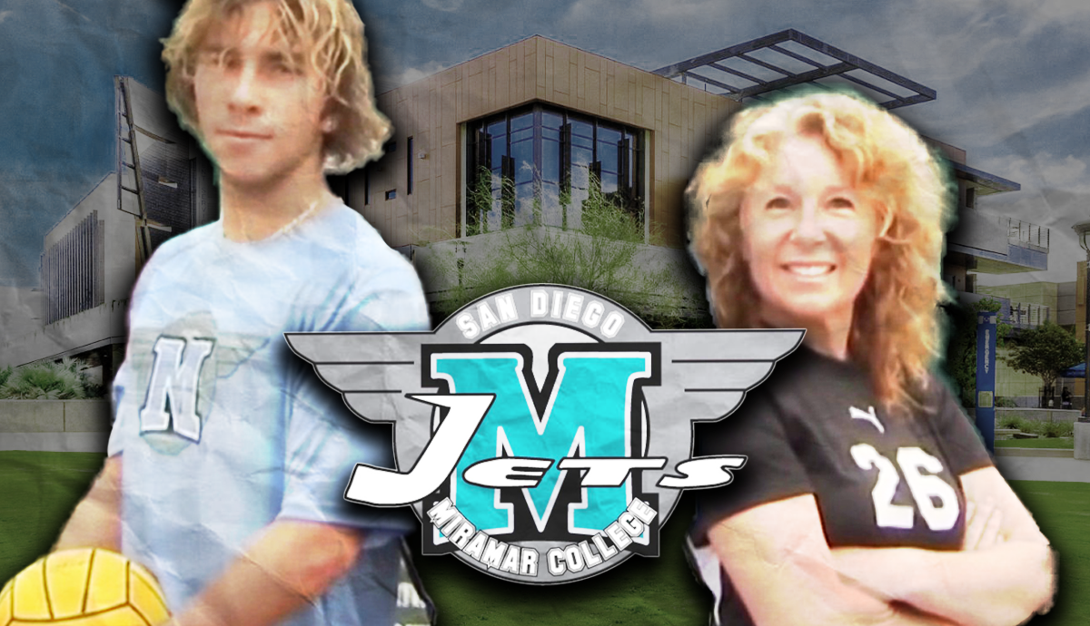 Miramar College Athletics Features Mother And Son Duo