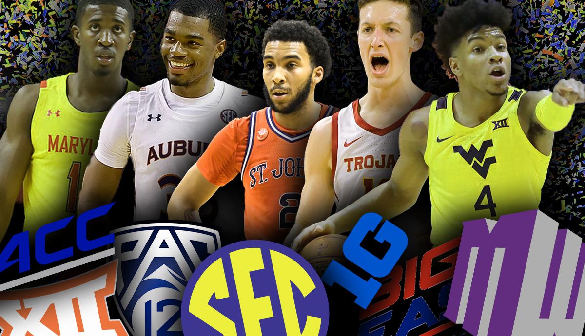 Men's Basketball: The Darkhorse Program For Each Major Conference
