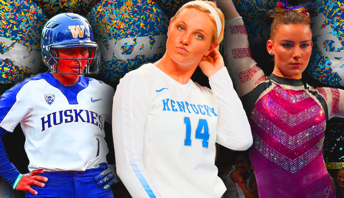 How Will Additional Days Affect Three Women's NCAA Playoff Competitions?