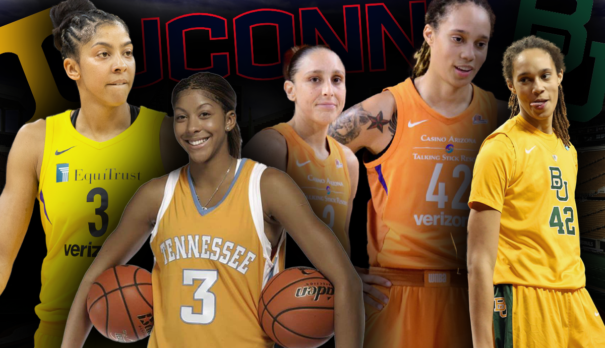 Women's Basketball: Looking Back at Three WNBA Finals Stars' College Careers